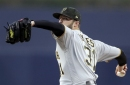 Jordan Lyles struggles, as Pirates lose again to Brewers