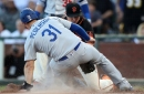 Dodgers Injury News: Joc Pederson Removed From Giants Game Due To Back Stiffness