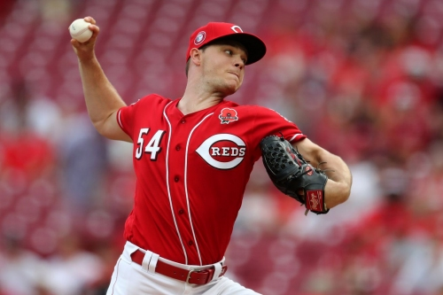 Game 64: Reds at Phillies (1:05 PM EDT) - Gray vs. Nola