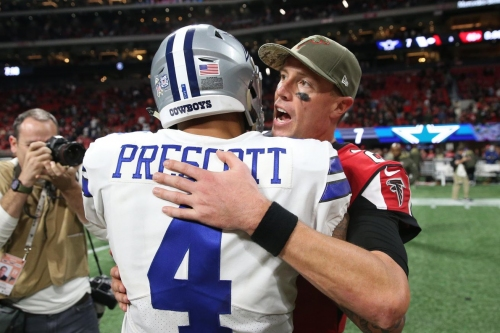 Matt Ryan's deal looks great a year later... which is why you shouldn't be worried about Dak Prescott