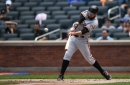 Brandon Belt scratched from lineup vs. Dodgers with stomach virus