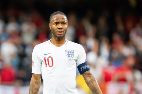 Raheem Sterling sends message to Man City fans following England's penalty shootout victory against Switzerland