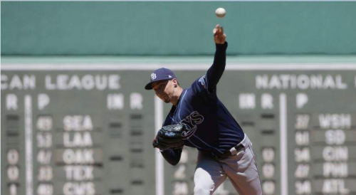 Blake Snell gets the win, Brandon Lowe leads power show as Rays beat Red Sox again, 6-1