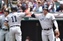 Yankees Highlights: Bombers survive shaky bullpen day, win it in extras