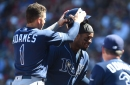 Rays 6 Red Sox 1: Snells like first place (at least a tie)