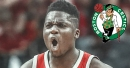 Rumors: Celtics have engaged Rockets on Clint Capela trade