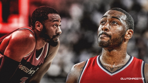 Wizards' John Wall 'on the verge of getting my leg strength back' after heel and Achilles surgery