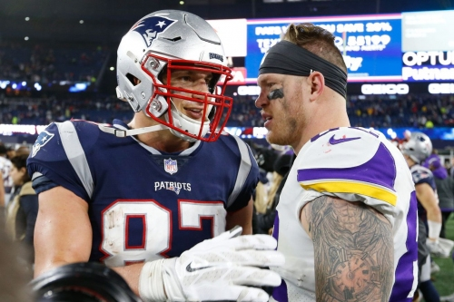 Schefter: Don't expect Patriots to trade for Kyle Rudolph