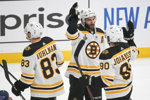 With their backs against the wall, the Boston Bruins play a fearless game to force a winner-take-all Game 7 with the St. Louis Blues in the Stanley Cup Final