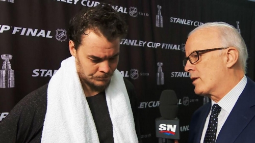 Rask, Bruins wanted to defend hard to Blues earn opportunities