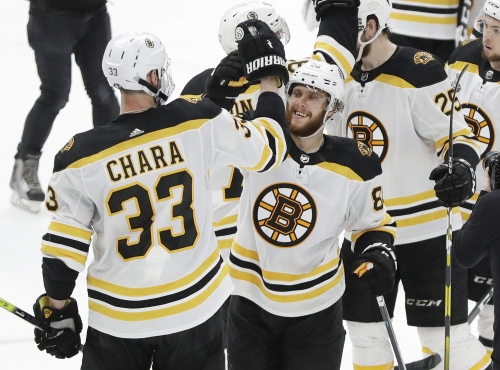 Bruins force Game 7 in Stanley Cup final