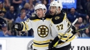 Bergeron's pre-game speech motivates Bruins to push Final to Game 7