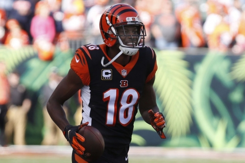 A.J. Green aids victims of Dayton tornadoes