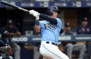 Rays activate Perez, option him to Triple-A