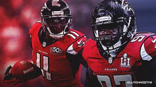 Falcons' Julio Jones, Grady Jarrett report to minicamp