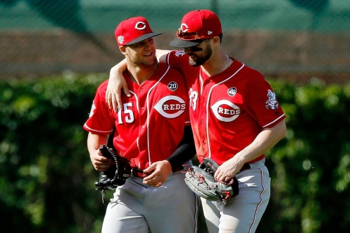 Cincinnati Reds outfielders score poorly on new Statcast 'jump' metric