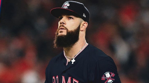 What's being said about Dallas Keuchel on social media