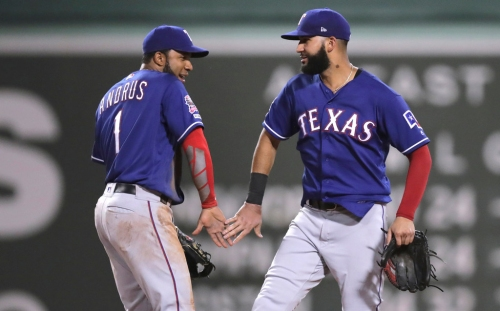 Comeback kids: Rangers begin crucial stretch with extra innings win over Red Sox