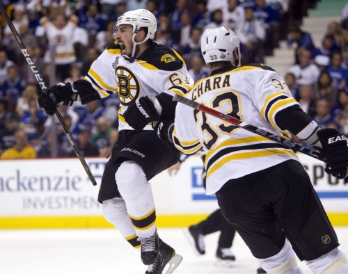 Bruins carry first-hand experience into a seldom-seen event
