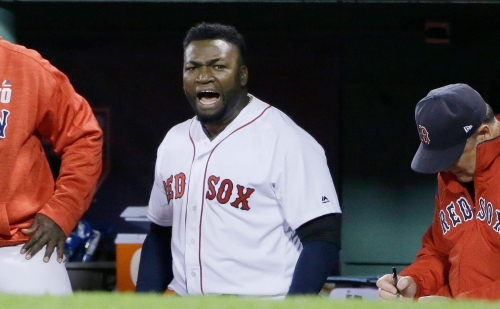 Retired Red Sox MVP Ortiz in stable condition after being shot in Dominican Republic