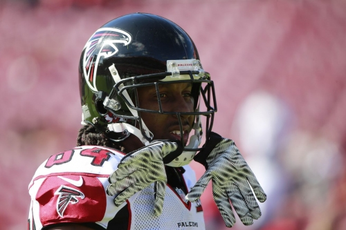 Roddy White to be inducted into Falcons' Ring of Honor