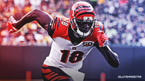Bengals' A.J. Green to go through individual drills this week