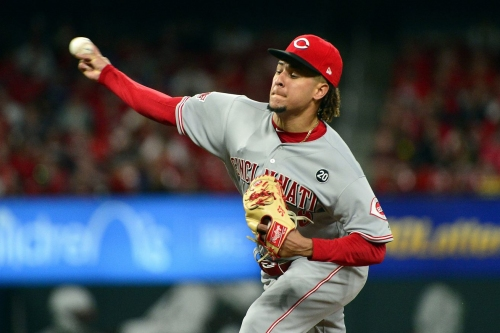 Reds at Cleveland, Game 1 - Preview and Lineups