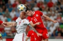 The Wales player ratings as Joe Allen dazzles but Gareth Bale cuts a broken figure in Hungary defeat