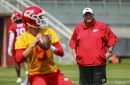 Observations, notes and videos from day one of Chiefs mandatory minicamp