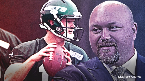 Jets GM Joe Douglas feels 'sense of urgency' to win now in New York with Sam Darnold under center