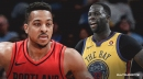 Blazers' CJ McCollum agrees with Draymond Green about having 'I'm the best' mentality