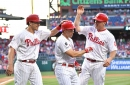 Great Scott: Phillies 7, Diamondbacks 4