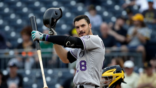 Nolan Arenado, leading Rockies in updated All-Star Game voting, claims top spot at hot corner