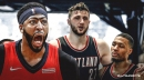 Pelicans' Anthony Davis comments on Blazers' Damian Lillard, Jusuf Nurkic's Instagram live video
