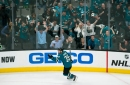 2018-19 Season Review: Logan Couture comes in clutch