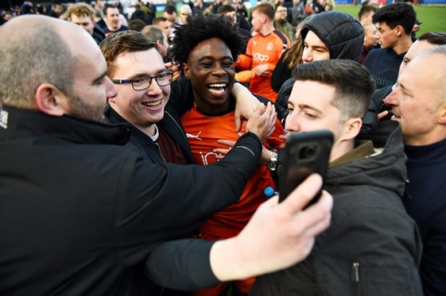 Stoke City have eyes on Luton Town midfielder - but only if they can make the space