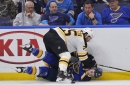 Bruins opt in favor of speed rather than strength in decisive game seven