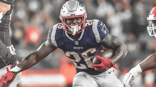 Patriots running back Sony Michel had a knee scope this offseason
