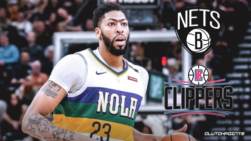 Nets and Clippers haven't gained traction on Anthony Davis trade with Pelicans