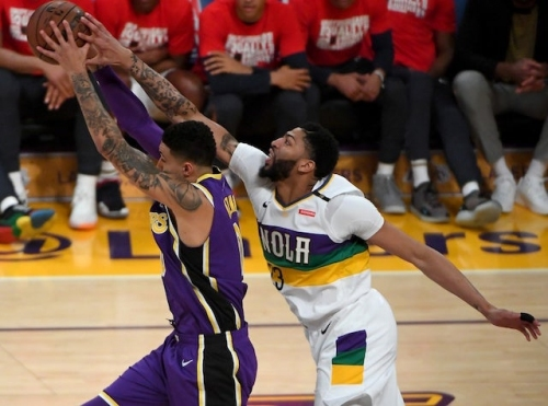 Anthony Davis Trade Rumors: Pelicans May Relent On No. 4 Pick In 2019 NBA Draft If Lakers Include Kyle Kuzma
