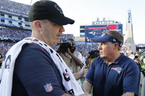 Patriots file tampering charges against Texans for attempting to hire Nick Caserio