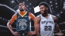 Rudy Gay to Warriors' Kevin Durant after Achilles injury: 'Don't be scared'