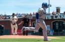 Dodgers News: Chase Utley 'Loved The Excitement' Of Max Muncy's Confrontation With Giants Ace Madison Bumgarner