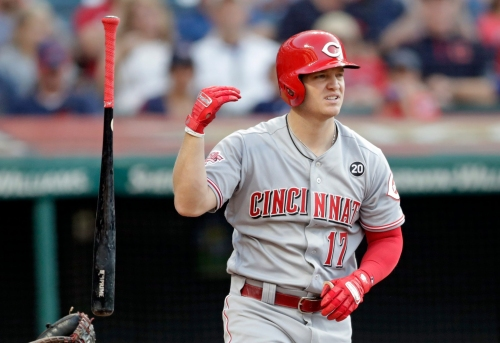 Cincinnati Reds rank last in the National League in several offensive categories this month