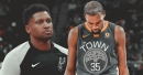 Rudy Gay says finding rhythm, 'knowing your body' will be key to Warriors' Kevin Durant's return