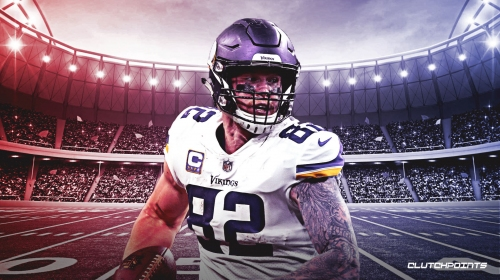 Kyle Rudolph will be the Vikings' offensive X-Factor for 2019