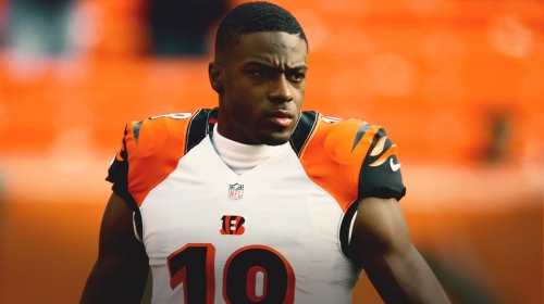 Bengals WR A.J. Green thinks training camp will 'be big' to learn new offense