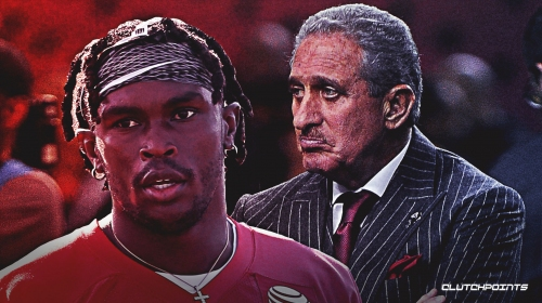 Falcons WR Julio Jones says Arthur Blank's 'word is gold' on new contract