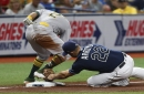 Rays optioning Christian Arroyo to minors, making room for Joey Wendle's return