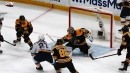 Brad Marchand can't make change, Alex Pietrangelo beats Tuukka Rask